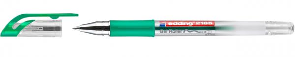 Edding 2185 Gel Roller grün