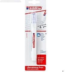 Edding 7700/1 BL Korrekturstift weiß