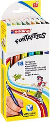 Edding 15/18 S Funtastics Fasermaler sortiert