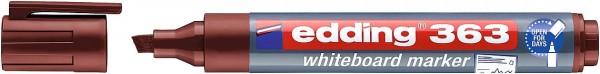 Edding 363 Whiteboardmarker A8 braun