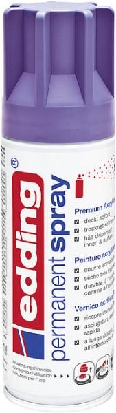 Edding Permanent-Spray 5200 lila seidenmatt 200ml