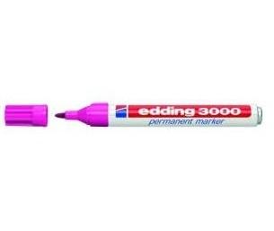 Edding 3000 Permanentmarker rosa