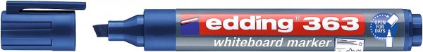 Edding 363 Whiteboardmarker A8 blau