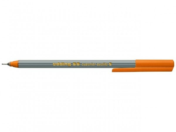 Edding 55 Fineliner orange 0,3mm