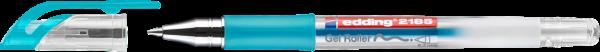Edding 2185 Gel Roller hellblau