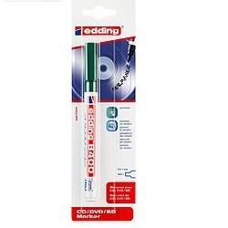 Edding 8400/1 BL CD/DVD/BD Marker grün