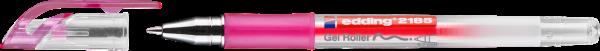 Edding 2185 Gel Roller rosa