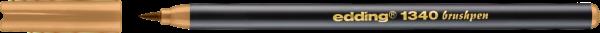 Edding 1340 Pinselstift ocker