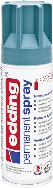 Edding Permanent-Spray 5200 petrol seidenmatt 200ml
