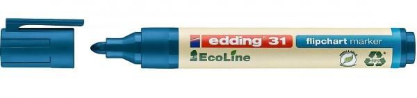 Edding 31 Ecoline flipchart marker blau