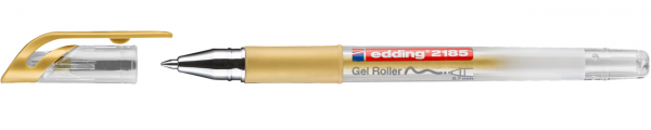 Edding 2185 Gel Roller gold