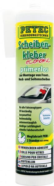 Petec Scheibenkleber economic Kartusche 290ml