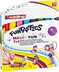 Edding 13/8 S Funtastics Magic Fun Kinderfasermaler set