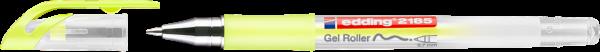 Edding 2185 Gel Roller pastellgelb