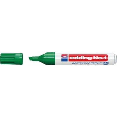 Edding No.1 permanent marker grün