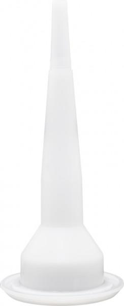 Petec Ersatzdüse zuschneidbar für Scheibenkleberbeutel 400ml