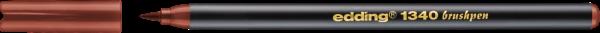 Edding 1340 Pinselstift braun