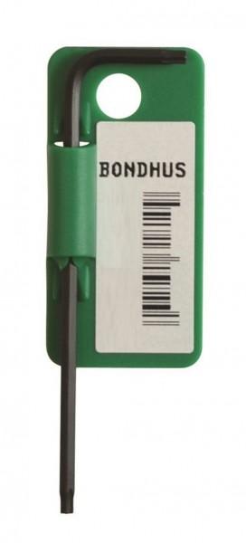 Bondhus Torx Einzelschlüssel lang, T15