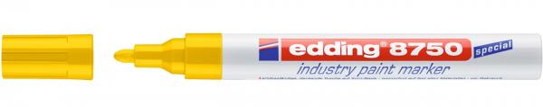 Edding 8750 Lackmalstift industry gelb