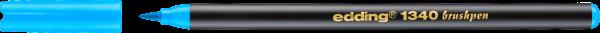 Edding 1340 Pinselstift azurblau